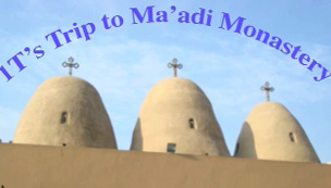 1T Trip to the Maadi Monastery